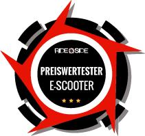 Razor E300 Preiswertester E-Scooter