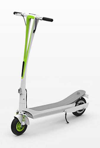 InMotion L6 beste e-scooter