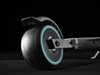 Emicro One rear wheel