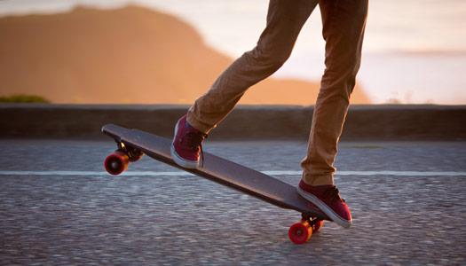 Besten E-Skateboards für die Stadt