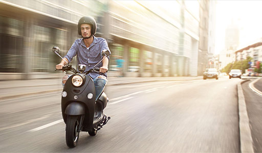 Besten E-Motorroller für die Stadt