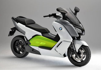 BMW C Evolution Motoroller