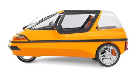 City EL Leichtelektromobil