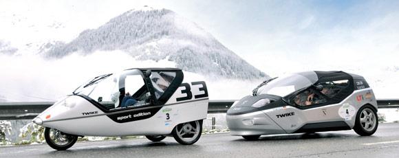 Twike Leichtelektromobil