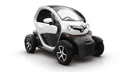 Renault Twizy Leichtelektromobil