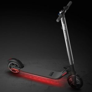 e scooter testbericht ninebot es2 by segway. Black Bedroom Furniture Sets. Home Design Ideas